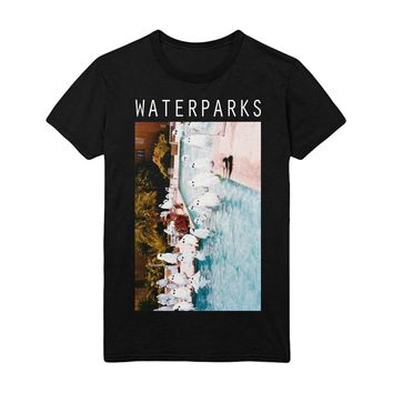 Ghost Pool Party Black : WTPK : Waterparks
