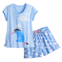 Eeyore Short Sleep Set for Women | Disney Store