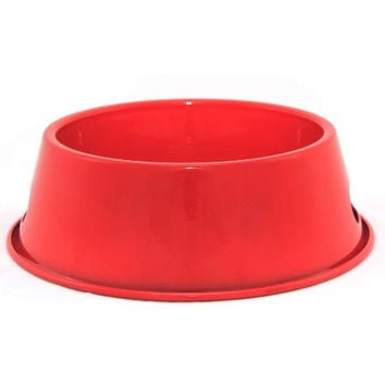 Enamelware Bowl | Red