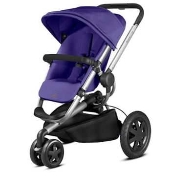 Quinny® Buzz Xtra™ 15 Stroller in Purple Pace