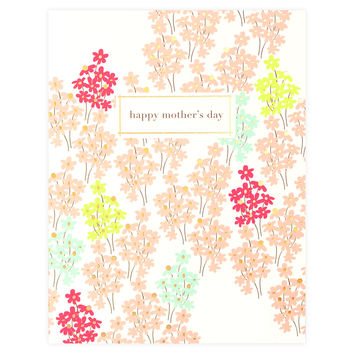 Mom Bunches Mother's Day Card