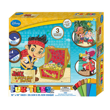Jake and the Never Land Pirates Fun Tiles Jr.