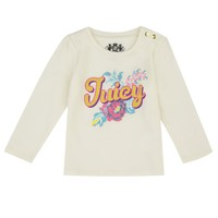 Vanilla Baby Juicy Floral 1Pc Long Sleeve Knit Top by Juicy Couture,