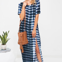 Cupshe Young Heart Slit Long Dress