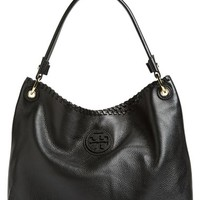 Tory Burch 'Marion' Leather Hobo