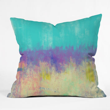 Allyson Johnson Celebration Throw Pillow