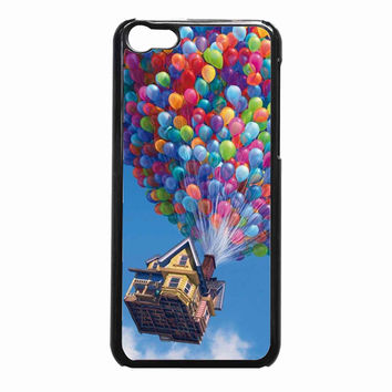 New Baloon House UP d272488c-db22-470c-aef6-f5e104bbb8a2 FOR iPhone 5C CASE *NP*
