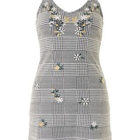 Gingham Pinafore Dress - New In Fashion - New In