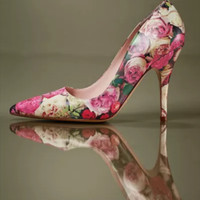 Kate Spade New York Floral Pumps