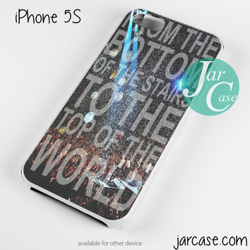 One Direction to the Top of the World Phone case for iPhone 4/4s/5/5c/5s/6/6 plus