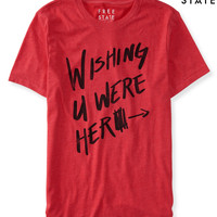 Free State Wishing Graphic T