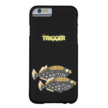 Clown trigger fish barely there iPhone 6 case
