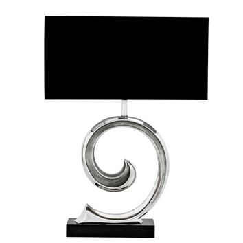 Eichholtz Table Lamp La Mode - Nickel