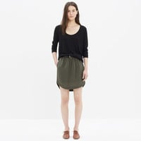 Sun-Garden Shirttail Skirt