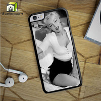 Sexy Marilyn Monroe iPhone 6S Plus case by Avallen