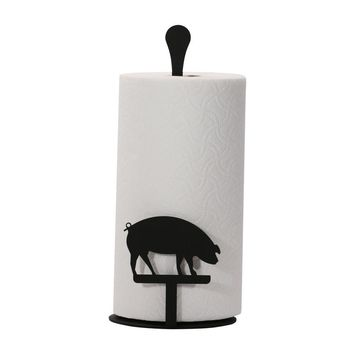 Pig - Paper Towel Stand