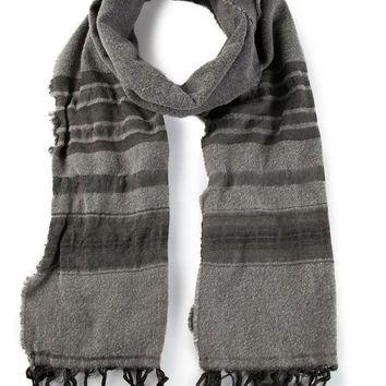 CREYONJF Isaac Sellam Experience fringed scarf