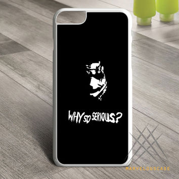 Joker-Why-so-Serious Custom case for iPhone, iPod and iPad