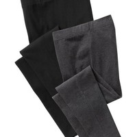 Maternity Jersey Legging 2-Packs
