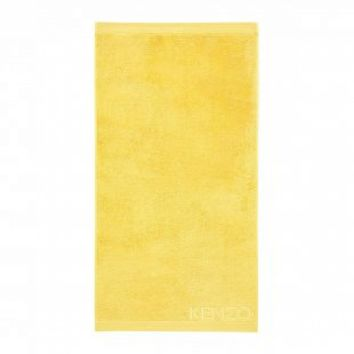 Iconic Jaune Guest Towels (Set of 4)