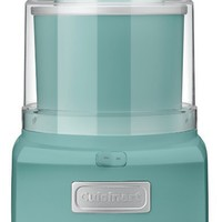 Cuisinart ICE-21TQ Frozen Yogurt-Ice Cream & Sorbet Maker, Turquoise