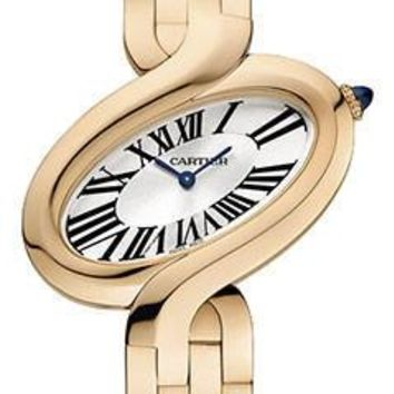 Cartier - Delices de Cartier Large Pink Gold