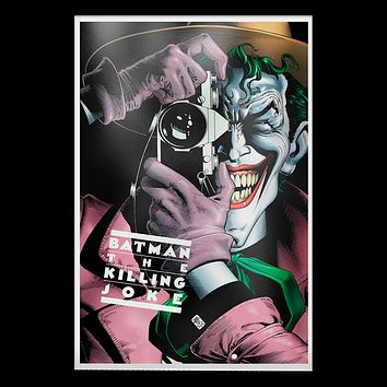 2019 New Zealand 35 gram Silver DC Comics Batman: The Killing Joke
