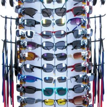SolarFlair Value Sunglass Display