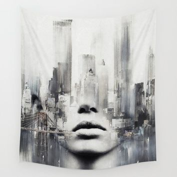 Welcome to my dreams... Wall Tapestry by underdott