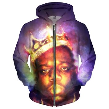 Biggie Is Watching (Hoodie & More)