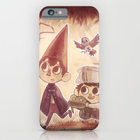 Over the Garden Wall iPhone & iPod Case by Keikilani