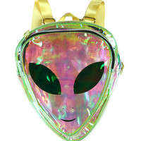 NO SHAME ALIEN BACKPACK – tibbs & BONES