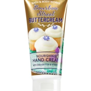 Nourishing Hand Cream Bourbon Street Buttercream