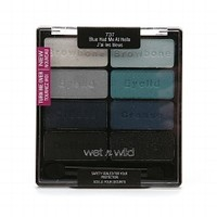 Wet n Wild Color Icon Collection Eyeshadow Blue Had Me at Hello 737 | Walgreens