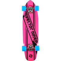 Sector 9 76 Pink 28 Cruiser Complete