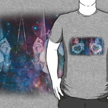 miley cyrus galaxy marijuana shirt