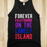 Forever vacationing on Lonely Island - Dani's Boutique