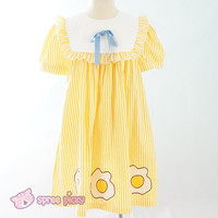S/L I am Princess Egg Doll Summer Dress SP152286