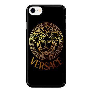 Versace Gold 001 45 iPhone 8 Case