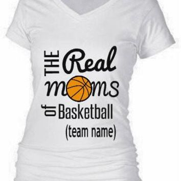 THE REAL MOMS OF BASKETBALL