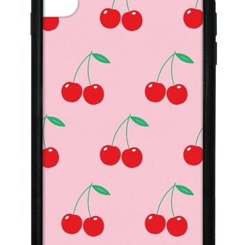 Pink Cherries iPhone Xs Max Case
