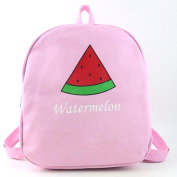2017 small ladies backpack travel backpacks for teenager girls mini canvas bag printing Fresh female backpack sac a dos femme