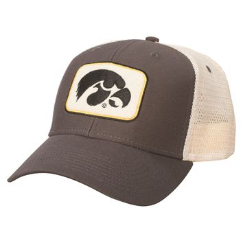 Iowa Hawkeyes Farmers Mesh Adjustable Hat