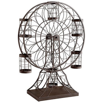 Cyan Design Ferris Wheel Wine Holder - Cyan Design 06637