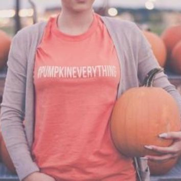 Pumpkin Everything Top