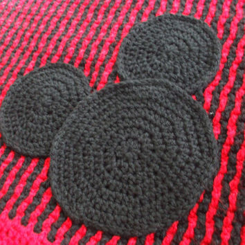 Shop Mickey Mouse Blanket On Wanelo