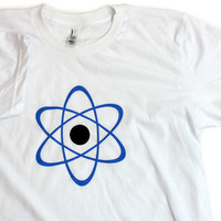 TopatoCo: Jade's Atom Shirt (WHITE SHORT SLEEVE)
