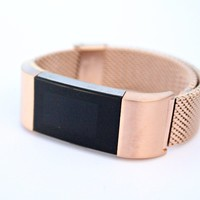Fitbit Charge 2 Stainless Steel Band