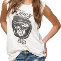 Obey Devious Scumbags Muscle Tee