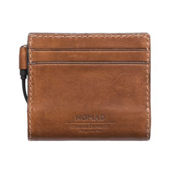 Leather Battery Wallet